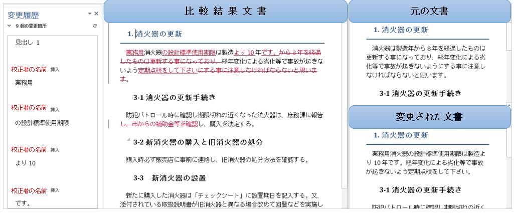 校閲・変更履歴・比較_Word(ワード)企業研修セミナー04